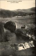 34 - LAMALOU-LES-BAINS - Pont Du Diable - Lamalou Les Bains