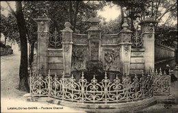 34 - LAMALOU-LES-BAINS - Fontaine - Lamalou Les Bains