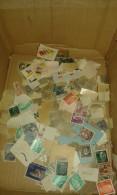 Caja Conteniendo Miles De Sellos, Alto Valor - Stamps