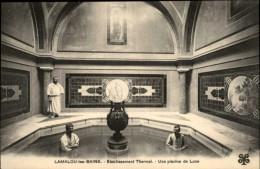 34 - LAMALOU-LES-BAINS - Thermes - Piscine - Lamalou Les Bains