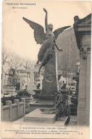 PARIS  Cimetiere De MONTPARNASSE - TOMBEAUX Historiques -  BARTHOLDI  -  Neuve/unused TTB - District 20