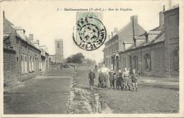 62  SALLAUMINES   RUE  DE NOYELLES - France