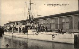 17 - ROCHEFORT - Arsenal - Bateaux De Guerre - Navires De Guerre - Contre-torpilleur - Perrier - Rochefort