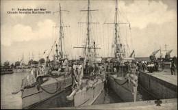 17 - ROCHEFORT - Arsenal - Bateaux De Guerre - Navires De Guerre - Grande Semaine Maritime - Rochefort