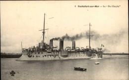 17 - ROCHEFORT - Arsenal - Bateaux De Guerre - Navires De Guerre - Du Chayla - Rochefort