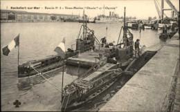 17 - ROCHEFORT - Arsenal - Bateaux De Guerre - Navires De Guerre - Sous Marins - Rochefort