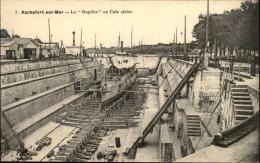 17 - ROCHEFORT - Arsenal - Bateaux De Guerre - Navires De Guerre - La Rapière - Rochefort