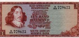 AFRIQUE DU SUD : 1 Rand 1975 (unc) - Afrique Du Sud