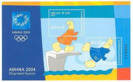 GREECE GRECE 2003 Olympic Games Of Athens 11th Issue MNH - Greece