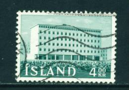 ICELAND - 1962 Buildings 4k Used (stock Scan) - 1944-... Republik
