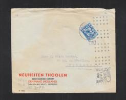 Brief 1942 S'Gravenhage Fribourg - 1891-1948 (Wilhelmine)