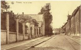 FLOBECQ - Rue De La Gare - Imprimerie Lison-Dherte - Flobecq - Vloesberg