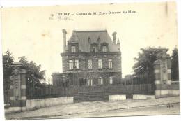62  BRUAY    CHATEAU DE  M. ELBY  DIRECTEUR  DES MINES - France