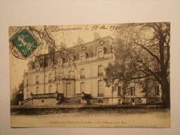 Carte Postale - GURCY LE CHATEL  (77) - Le Château (963/1000) - France