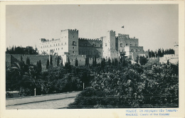 GRECE, RHODES, RODI : Castle Of The Knights (non Circulée) - Greece