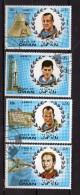 State Of Oman -  Used Space  Astronauts Soyouz .  Vedi Descrizione - Oman