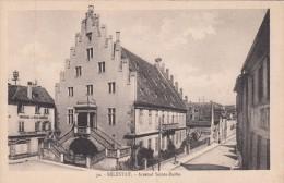 Cp , 67 , SÉLESTAT , Arsenal Sainte-Barbe - Selestat