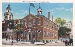Pennsylvania Philadelphia Congress Hall - Philadelphia