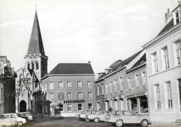 Asse - Markt en Sint-Martinuskerk