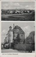 Dornburg Frickhofen - S/w Mehrbildkarte 1 - Allemagne