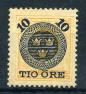 1889 SVEZIA N.40 *