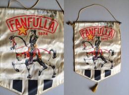 Gagliardetto FANFULLA 1874 Con Firme Giocatori E Staff (Calcio) - Non Classificati