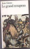 Jean Giono - Le Grand Troupeau - Historique
