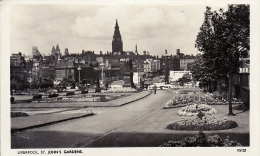 LIVERPOOL ST. JOHN'S GARDENS - Liverpool