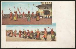 CINA (China): Tibet - Lama Dance - China