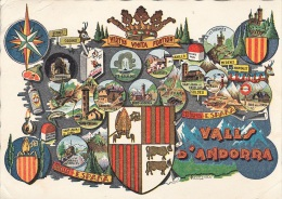 VALLS D'ANDORRA (60) - Andorra