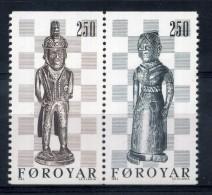 1983 FAROER SERIE COMPLETA ** - Isole Faroer