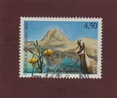3056 De 1997 - Oblitéré  Cachet Rond -  Isard - Frankreich