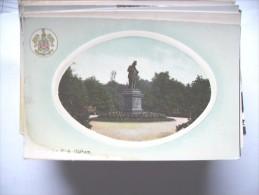 Engeland England Oldham Greater Manchester Statue - Engeland