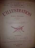 L'ILLUSTRATION N° 3723 Du 4 Juillet 1914 - Journaux - Quotidiens