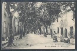 CPA 11 - Talairan, La Promenade - Autres Communes