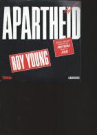 ROY YOUNG  Apartheid 45 Tours    Vinyle - Vinyles