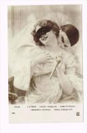 Femme - Homme 1926 - Salon - G. Seignac - Pierrot Vainqueur - Clown-Victorious-Hanswurst-Siegreich - Silhouettes