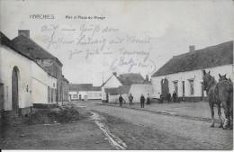 (D12 - 73-74 - ) - Harchies - Rue Et Place Du Rivage - Bernissart