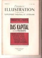 France Illustration - Numéro 36 - 11 Juin 1949 - Curzio Malaparte - DAS KAPITAL - Books, Magazines, Comics