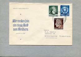 D.D.R.1956 FDC. - [6] Oost-Duitsland