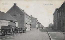 (D12 - 71-72 - ) - Harchies - Rue De La Gare - Bernissart