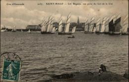 35 - SAINT-MALO - Régates - Saint Malo
