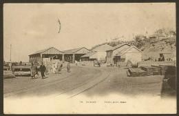 DAKAR Les Parcs à Charbon (Fortier N° 78) Sénégal - Sénégal