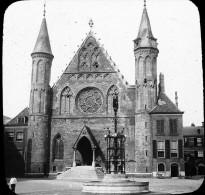 V1077 - PAYS-BAS - LA HAYE -  Binnenhof & Ridderzaal - Plaques De Verre