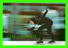SPORTS SKATING - KLAUS KEMESIES (R. F. G.) - - Sports D'hiver