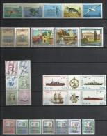 ITALIA REPUBBLICA ITALY REPUBLIC 1978 ANNATA COMPLETA COMPLETE YEAR MNH - Full Years