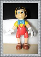 Figurine The Disney Store LTD : PINOCCHIO  (Hauteur 15cm) - Disney