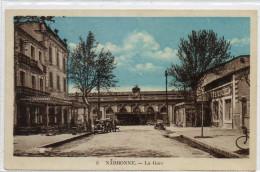 11   NARBONNE       La  Gare - Narbonne