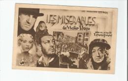 LES MISERABLES DE VICTOR HUGO (BAUR VANEL DULLIN SERVAIS DEMAZIS ...) - Autres