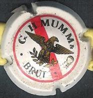 Capsule Champagne G H Mumm Et Cie - Mumm GH